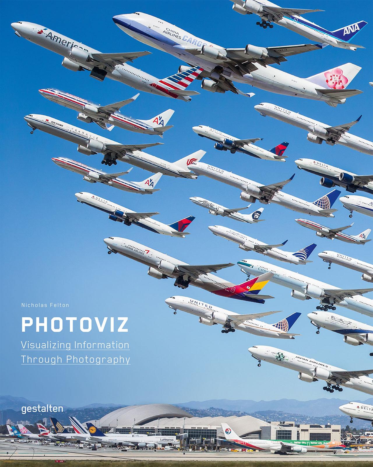 'PhotoViz'Book Cover©Gestalten2016.