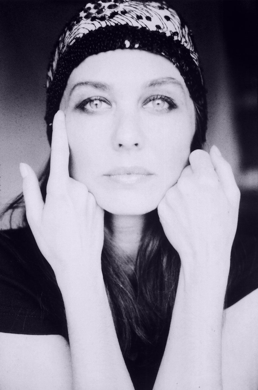 Portrait of Cathleen Naundorf Photo by Tristan Siegmann.