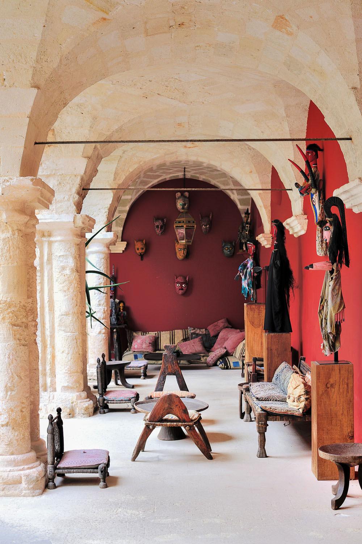 Convento di Santa Maria di Constantinopoli, Apulia, Italy,photo©DavidDeVleeschauwer.