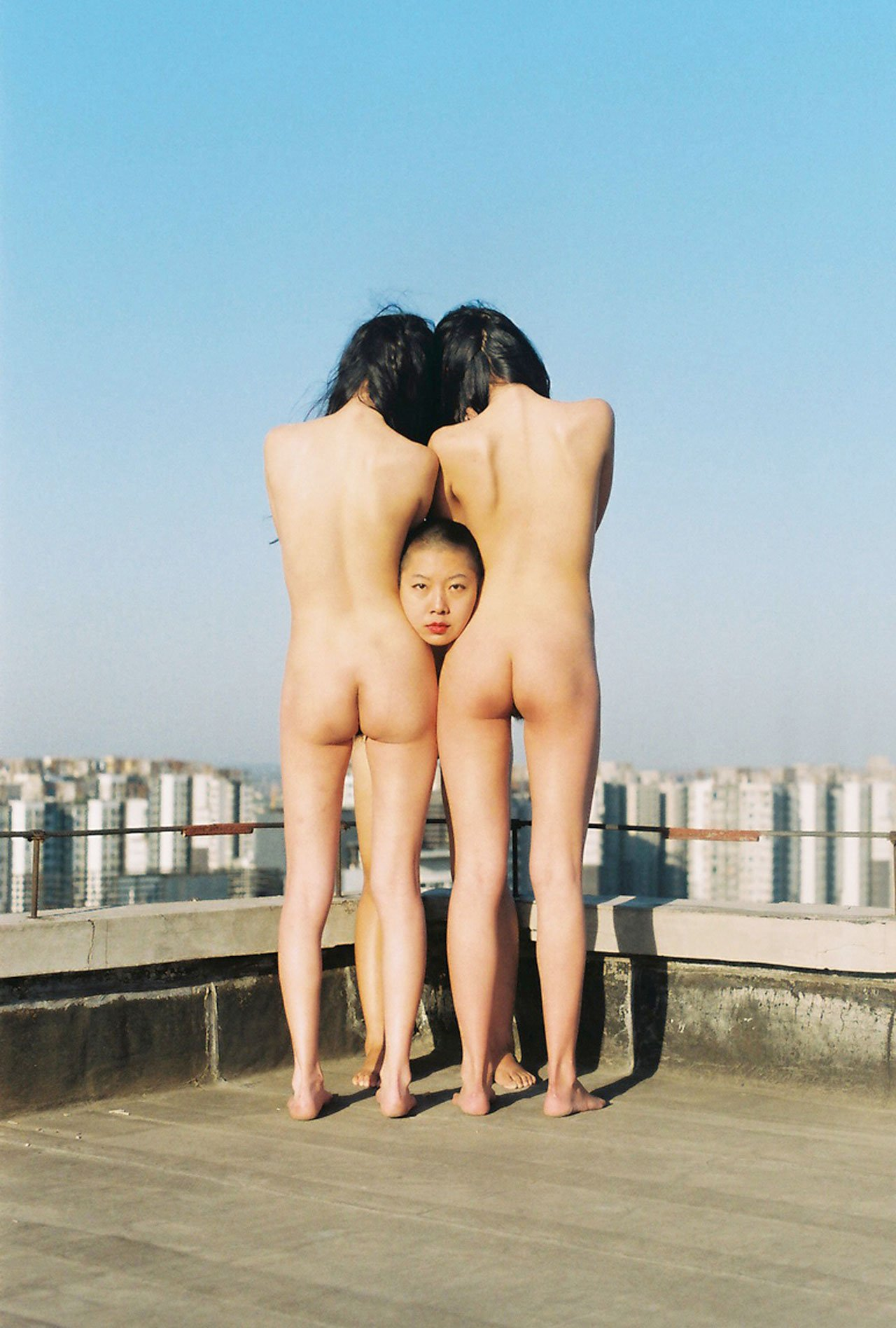 Ren Hang, Untitled, 2013 © Ren Hang.