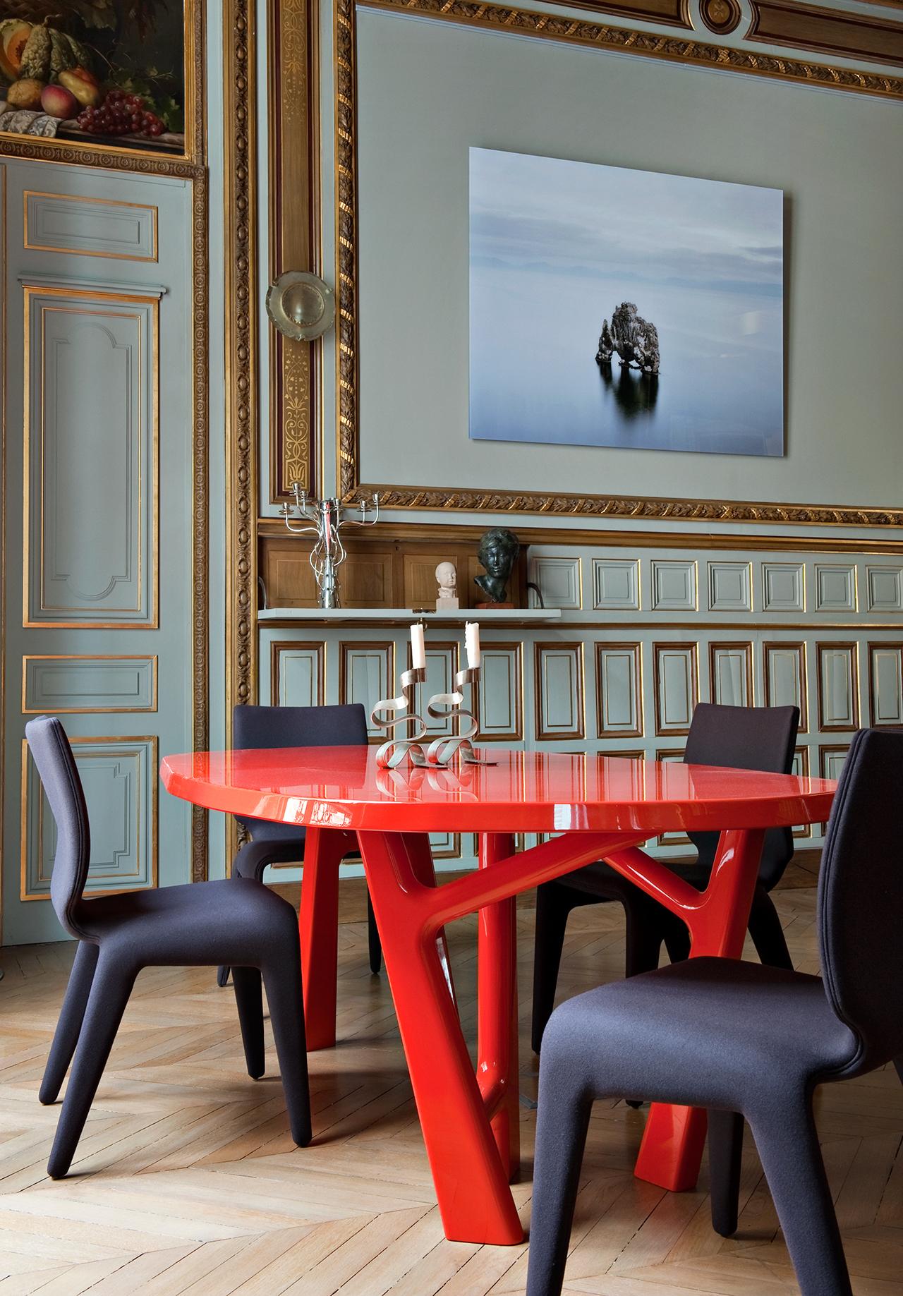 BOUTIQUE MAKEOVER,Paris, France.InteriorDesign byKlavs Rosenfalck,Photography by Nicolas Mathéus / Elle Décoration / Scoop, fromKaleidoscope©Gestalten2016.