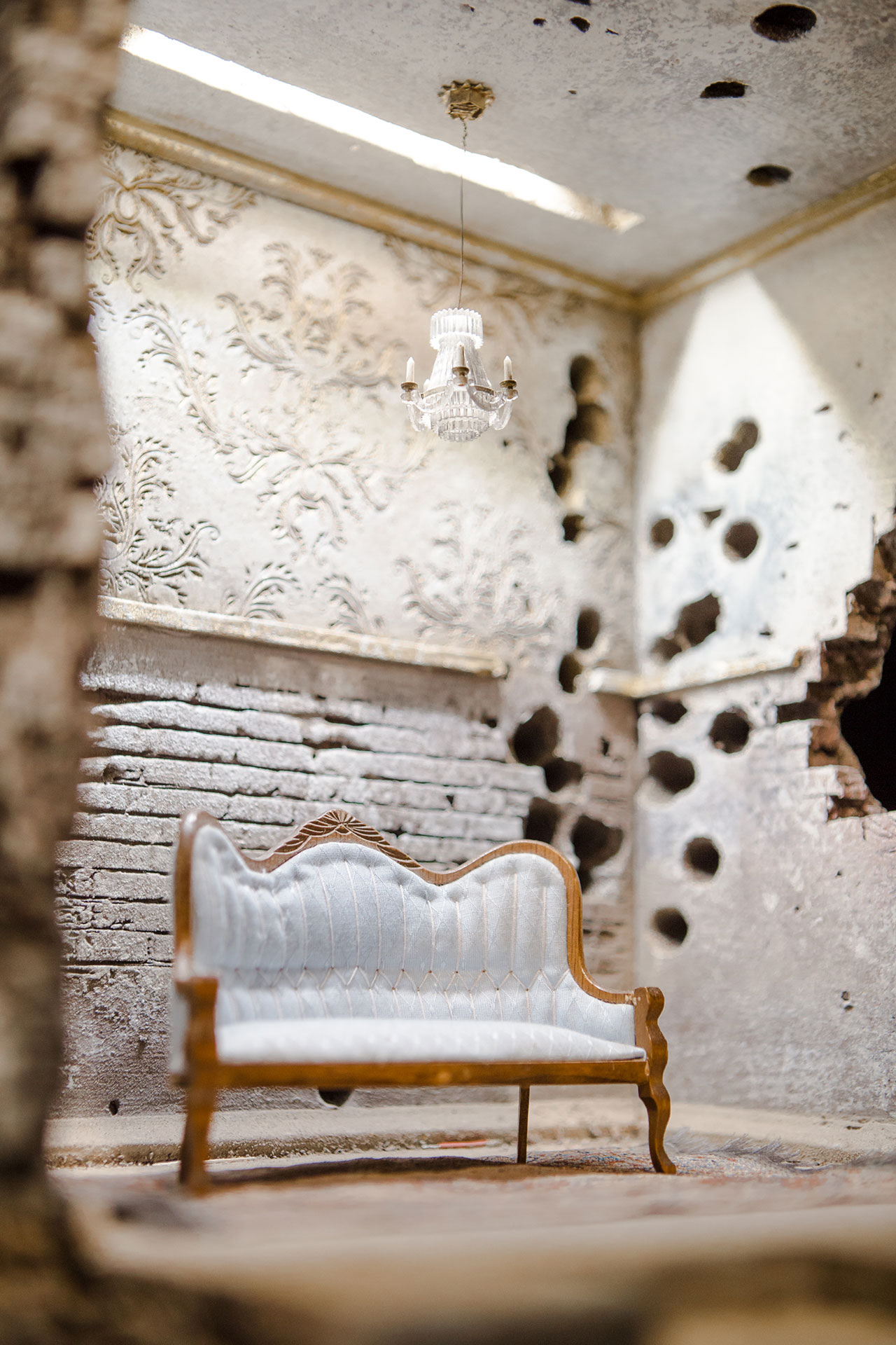MOHAMAD: A Regal Living Room. Photo by Anisha Sisodia.