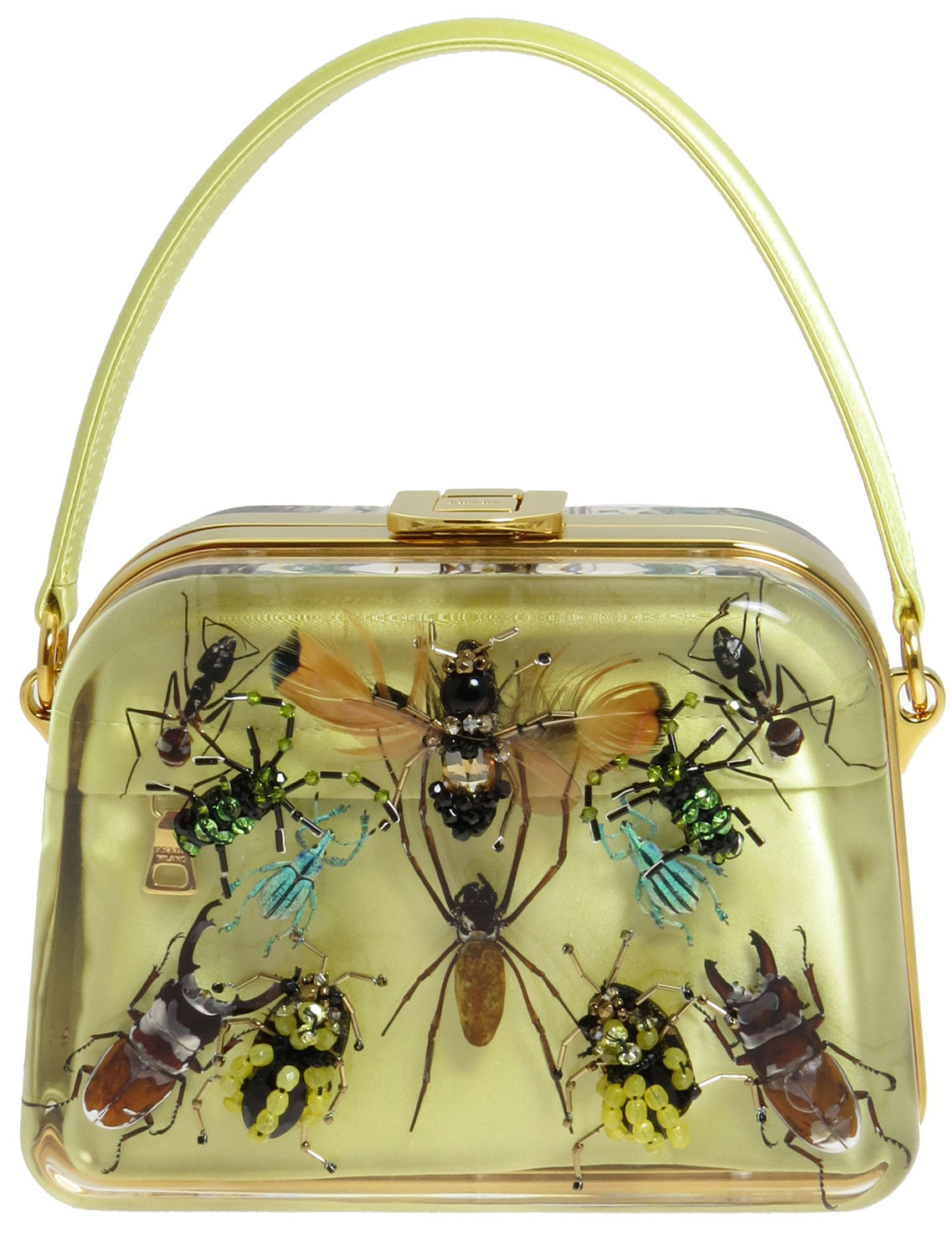 "Prada, ""Entomology"" bag. October 2013."