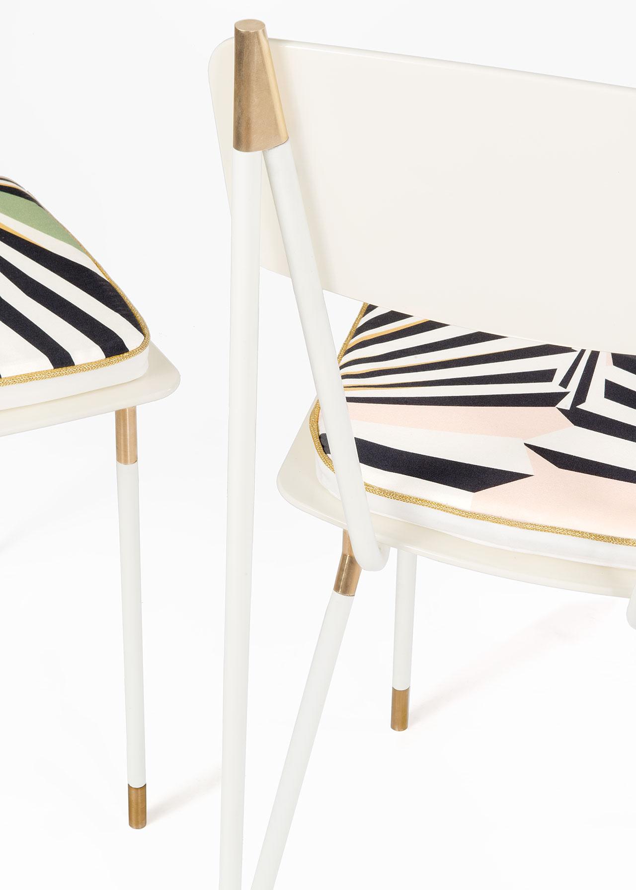 Derek Castiglioni,Aquiloni Collection -Chair.42x 42x 85cm.