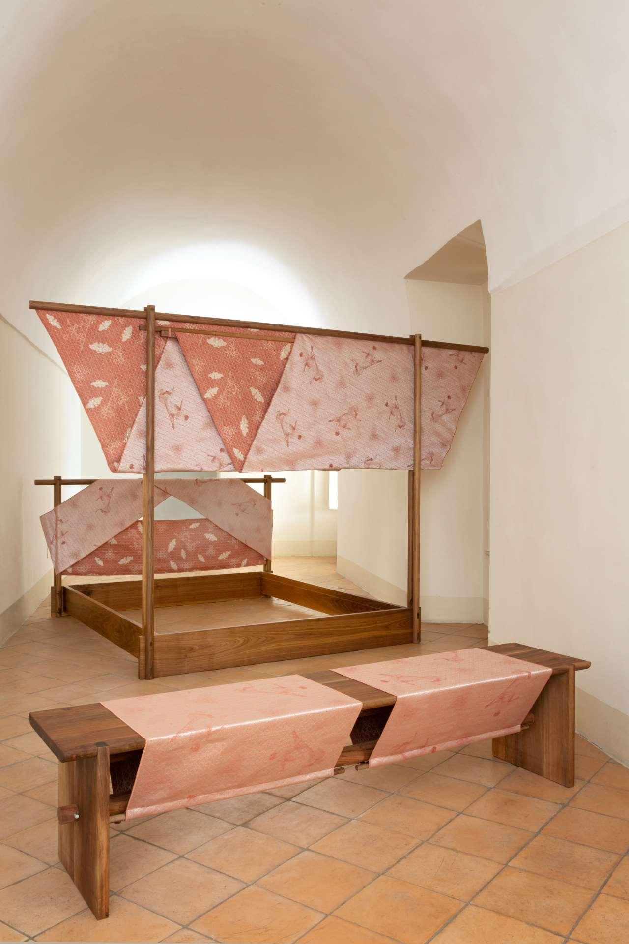 EDIT Napoli exhibition view.Faberhama x Made in EDIT. Photo© Roberto Pierucci.