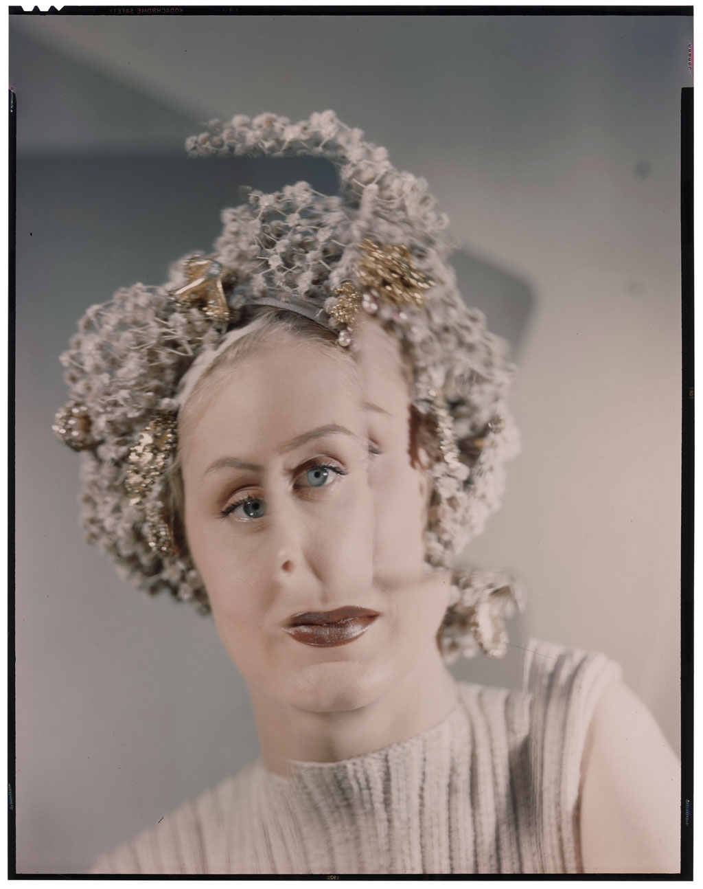 Model: Teddi Thurman, 1947 © The Estate of Erwin Blumenfeld.