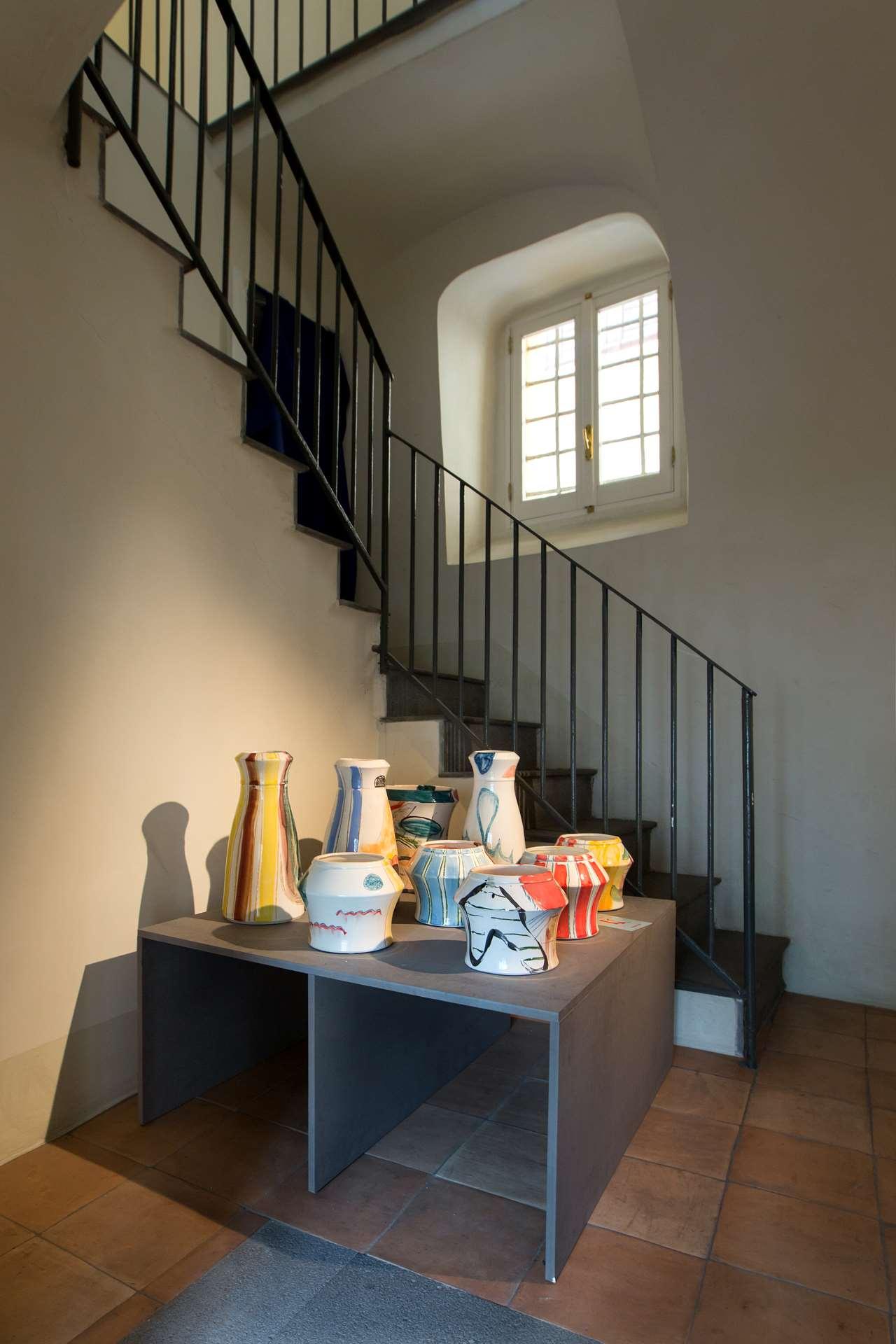 EDIT Napoli exhibition view,Reinaldo Sanguino x Made in EDIT. Photo© Roberto Pierucci.