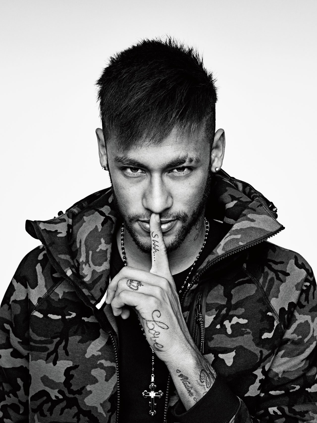 Neymar Jr, photo © 2015 Nike, Inc.