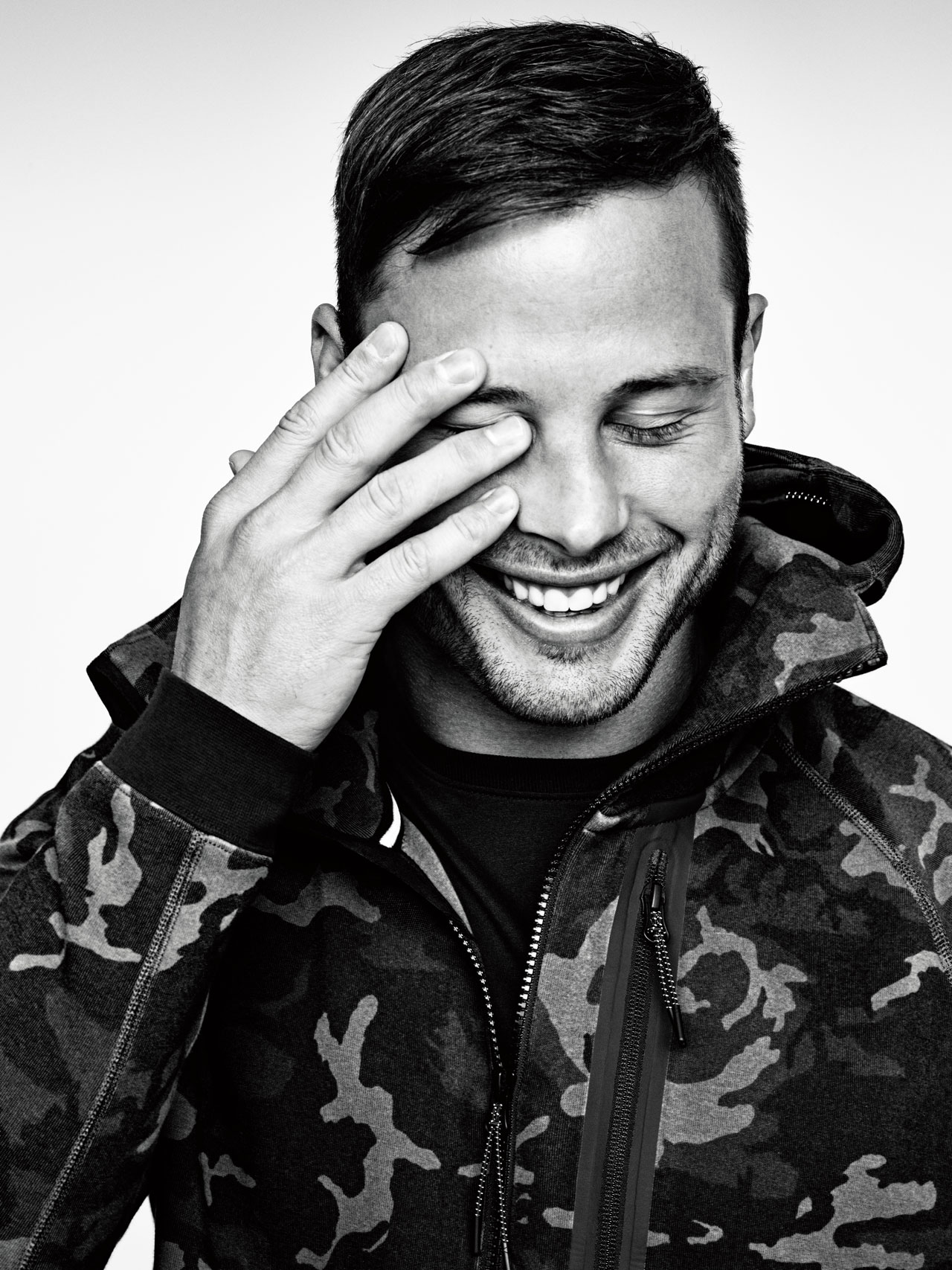 Francois Hougaard, photo © 2015 Nike, Inc.