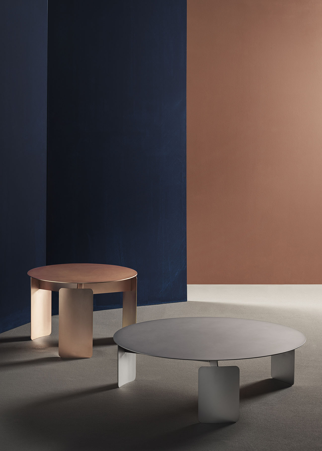 The Shirudo tables by Elisa Honkanen for Mingardo.