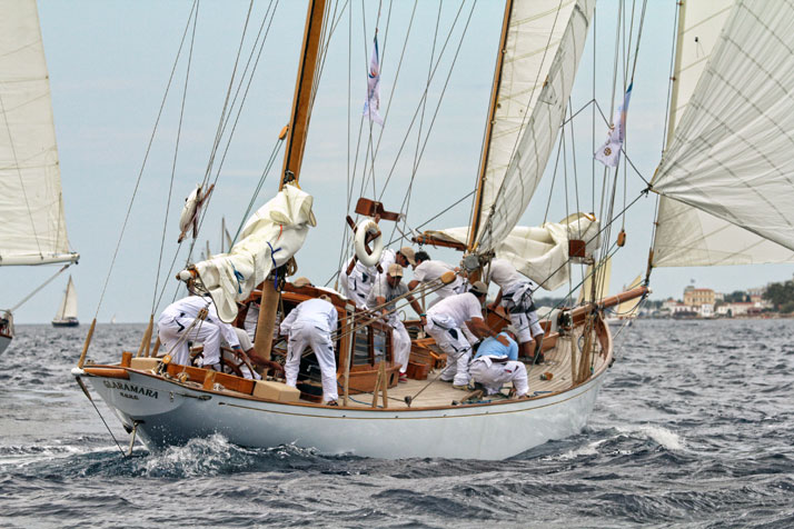 photo © Spetses Classic Yacht Race, 2013.