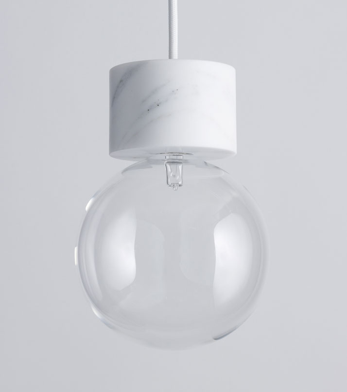Marble Light by Studio Vit.