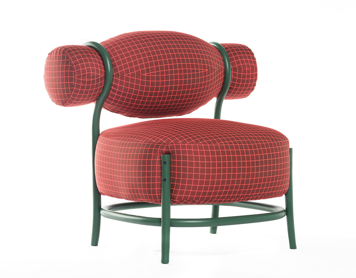 Chignon by LucidiPevere for Gebrüder Thonet Vienna.