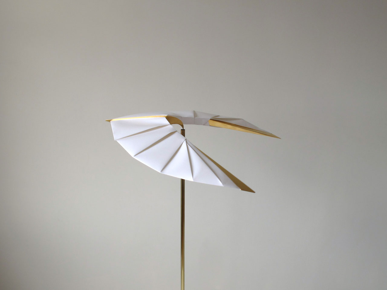 Umut Yamac presentedFRAGILE / NATURE, a series of new works which continue his exploration of balance and light.