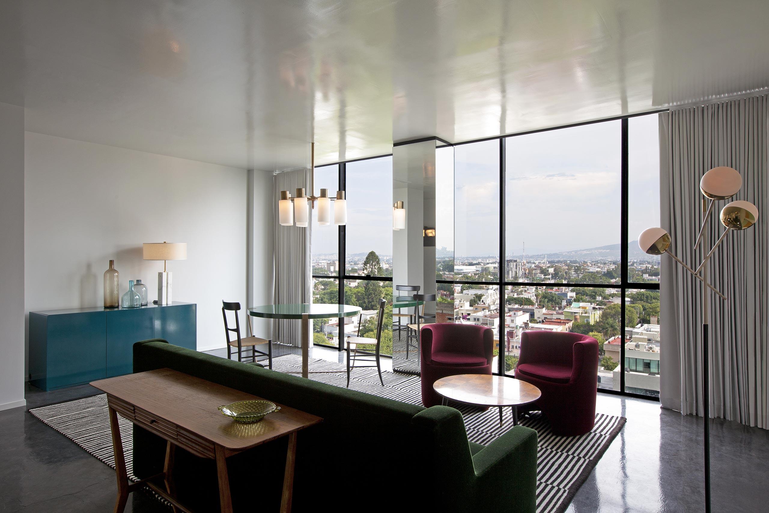 Casa Fayette by DIMORESTUDIO (Britt Moran & Emiliano Salci) in Guadalajara, Mexico. Member of Design Hotels™.