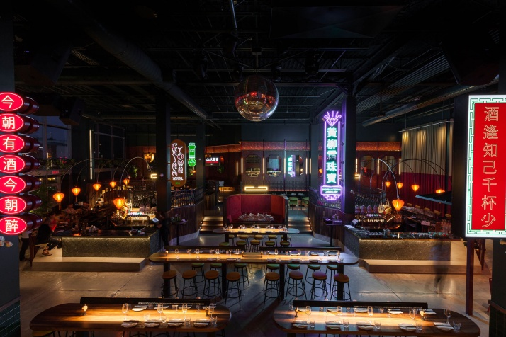 Miss Wong: A Chinese Brasserie of Cinematic Proportions in Laval, Canada