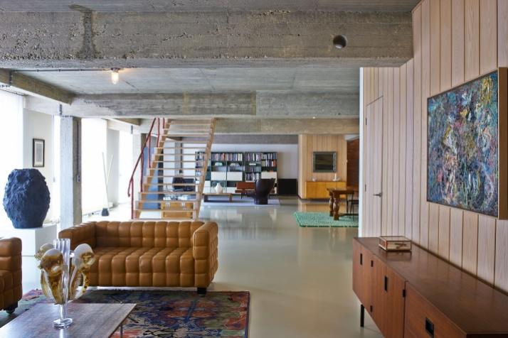 An Objective Canvas: the Idiosyncratic Loft of Studio Job in Antwerp