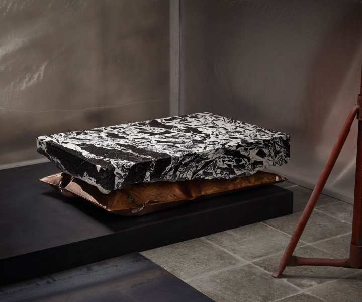 Belgian Designer Ben Storms Creates Impossible-looking yet Functional Pieces that Defy Expectations