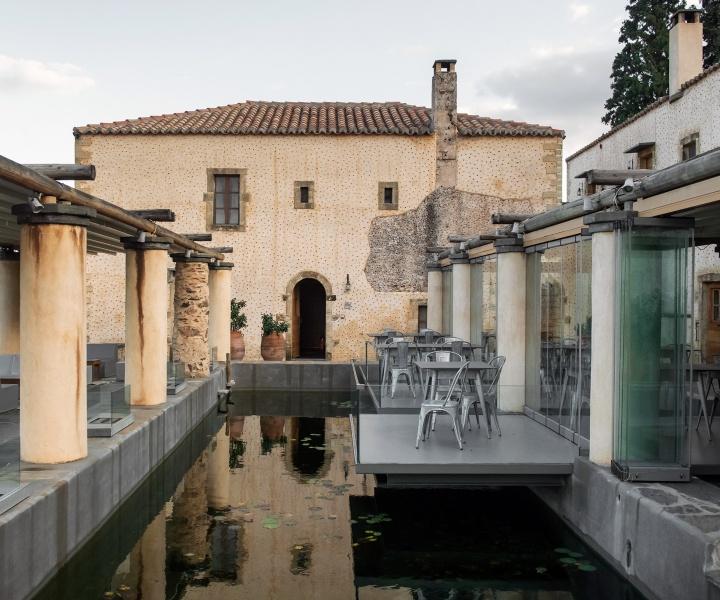 The Rustic Magnificence of Kinsterna Hotel in Monemvasia, Greece
