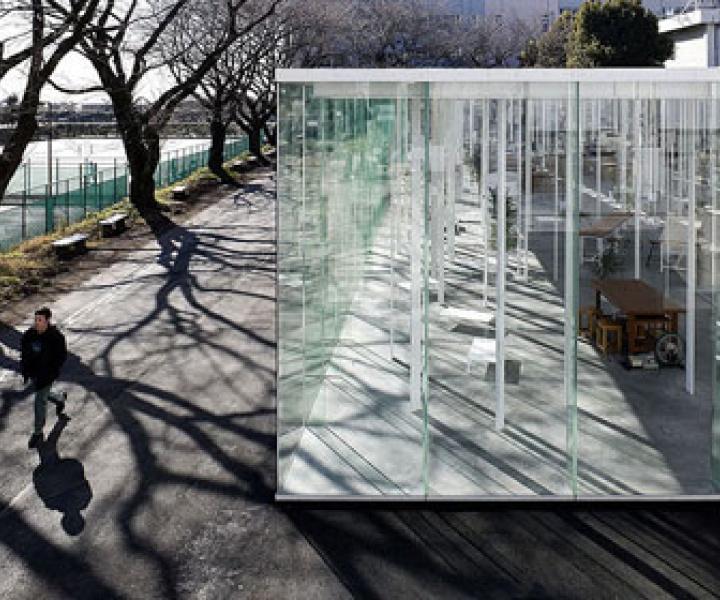 Junya Ishigami's University project space