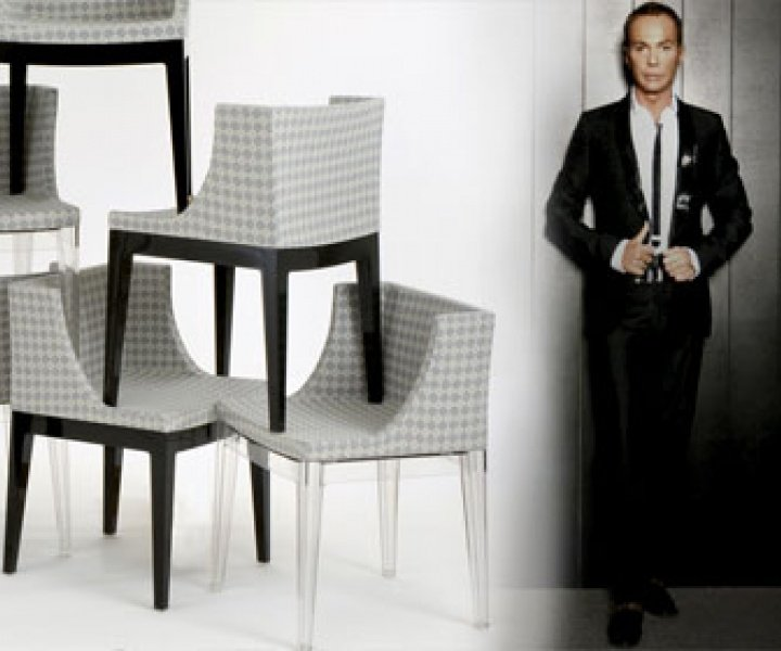 Lakis Gavalas for Kartell