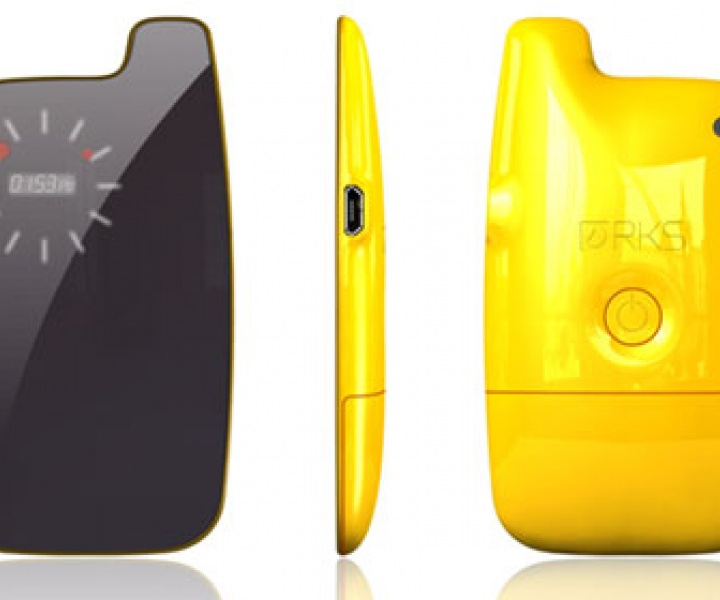 Mimique, a concept phone by RKS