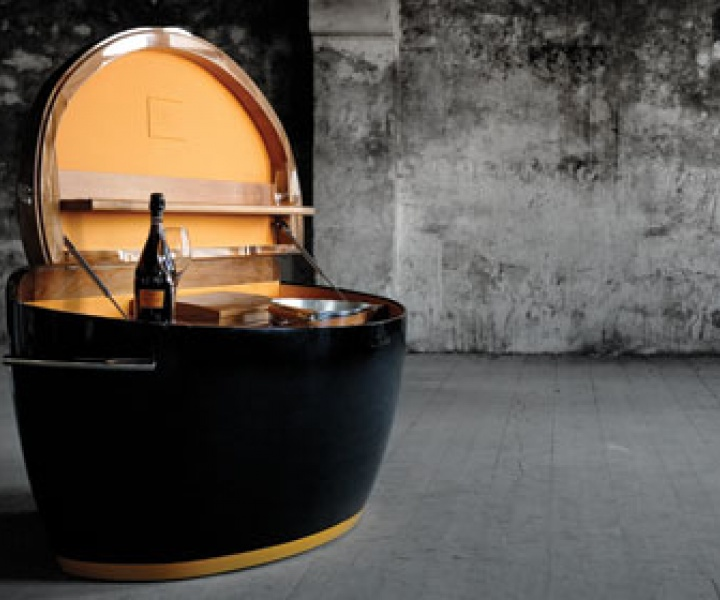 Riva for Veuve Clicquot