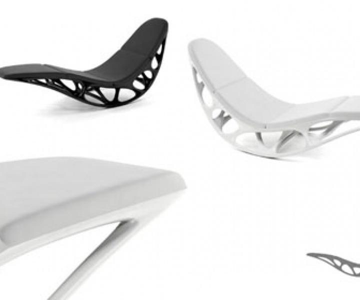 Morphogenesis Lounge Chair