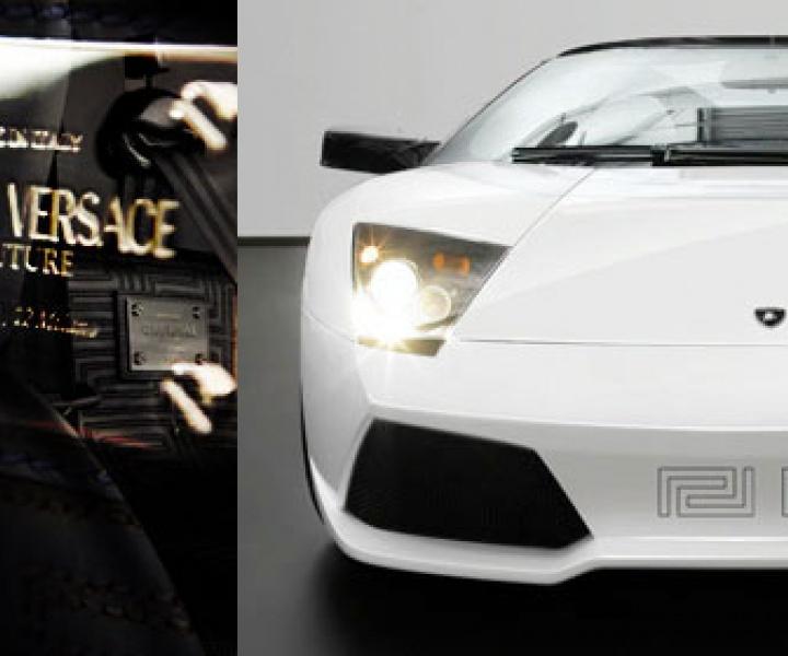 Lamborghini Versace Edition Murciélago LP640 Roadster