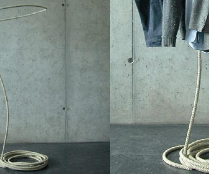 Lasso wardrobe by Johannes Hemann & Kai Linke