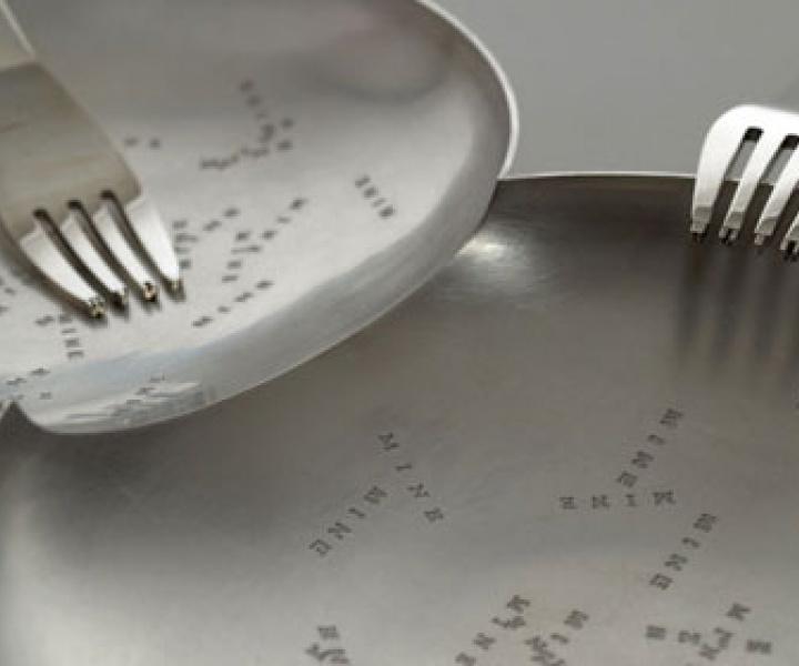 Tableware by Kathy Hinton