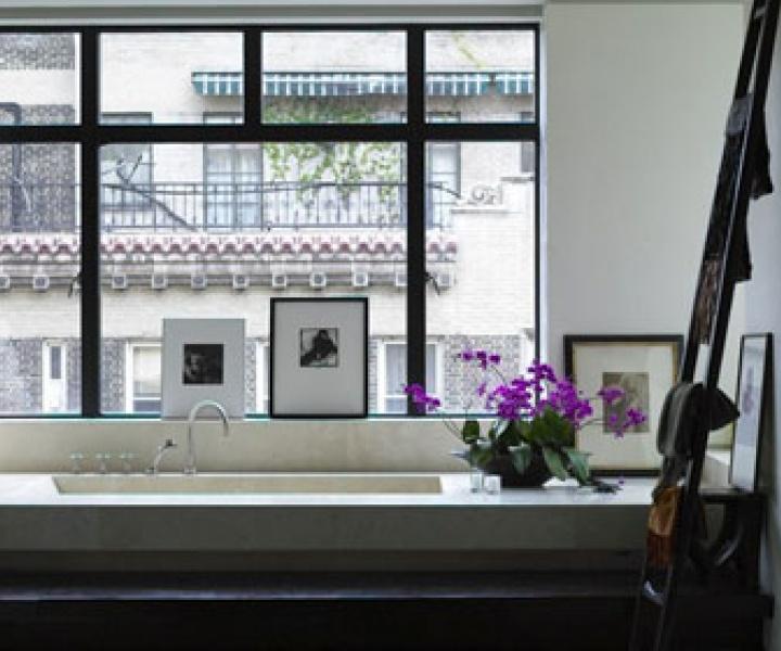 Donna Karan's Apartment in Manhattan