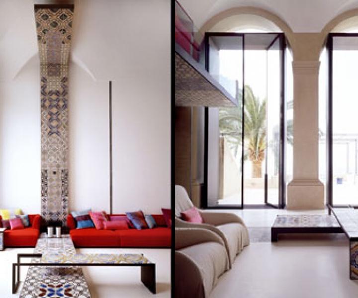 Villa in Positano by Lazzarini Pickering Architteti