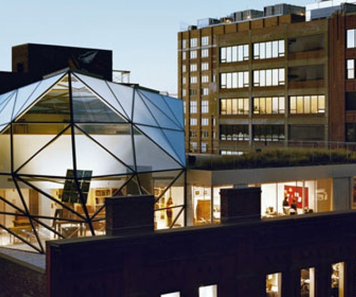 The renewal of Diane von Furstenberg HQ
