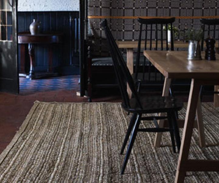 The Olde Bell Inn restaurant in London