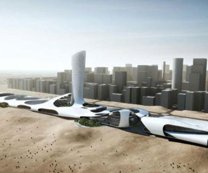 The Gateway Project – Ras Al Khaimah
