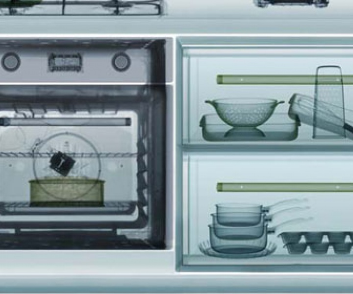 See Through the World Around You by Nick Veasey