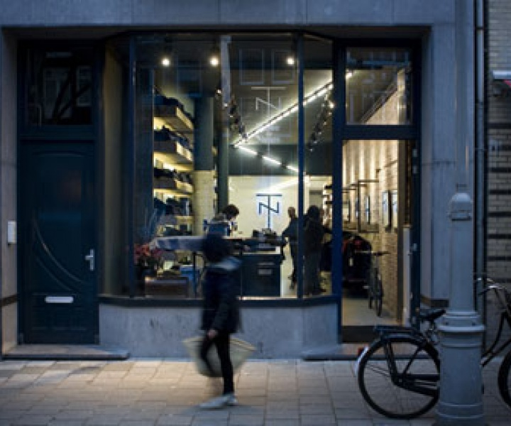 A Denim Based Concept Store