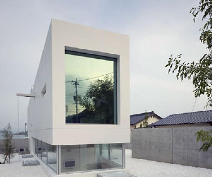 Weekend house  by Takao Shiotsuka atelier