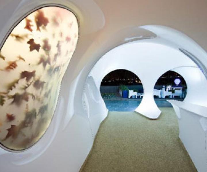 HEAVEN by Capella Garcia Arquitectura
