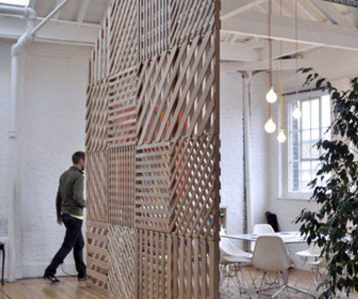 Meeting Space by Richard Shed studio