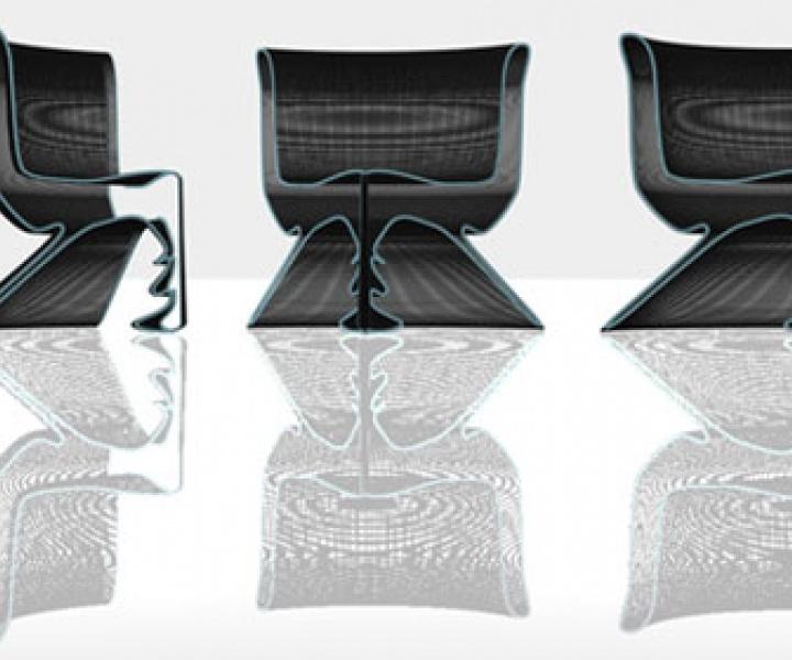 Past-forward design by Milla Rezanova