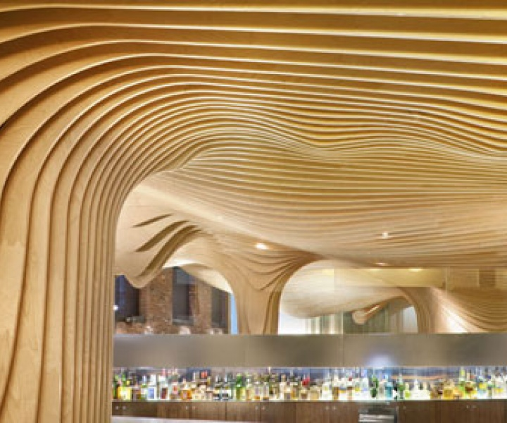 BANQ restaurant by Office dA