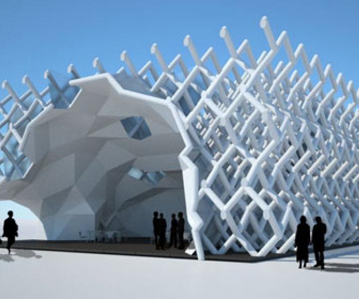 Yorkshire Diamond Pavilion