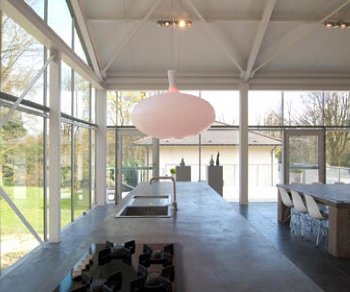 A unique Greenhouse in Belgium