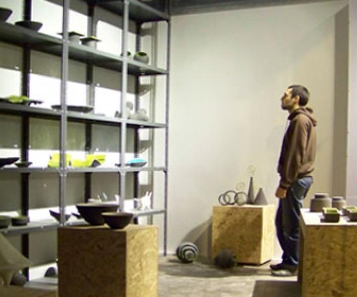Giannis Mamoutzis - ceramics