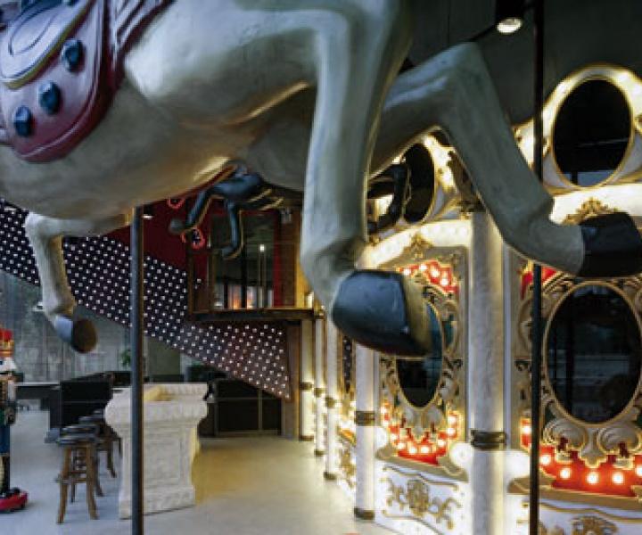 Ogilvy & Mather Guangzhou -A carnival of ideas