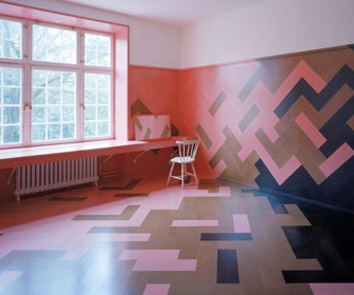 Refurbishment of Humlegarden apartment by Tham & Videgård Hansson (TVH)