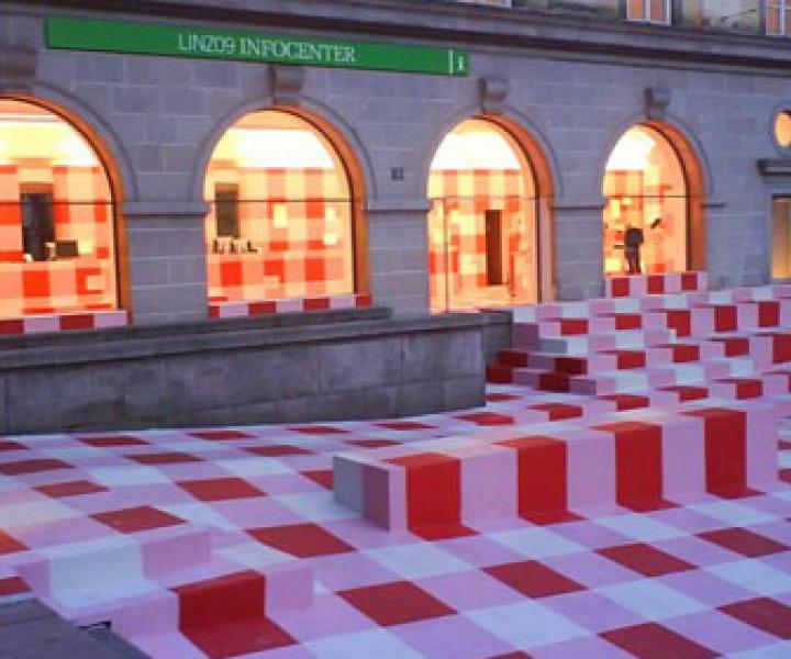 infopoint Linz09 by Caramel Architekten