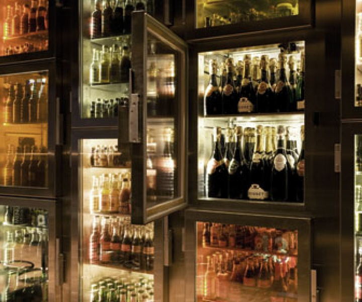 MINIBAR - The first SELF SERVICE bar in the world